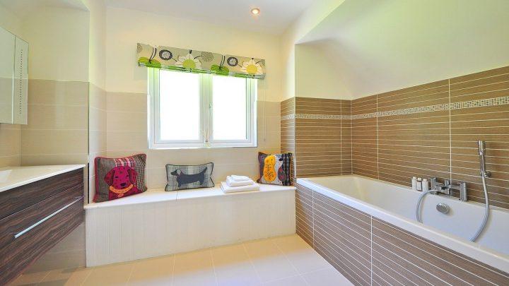 Creëer een nieuwe look met behulp van accessoires voor de douche